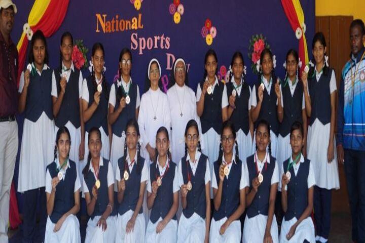 Carmel Convent School-Prize Distribution