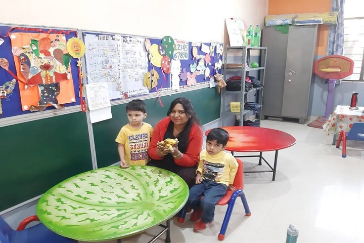 Cmr International School-Activities