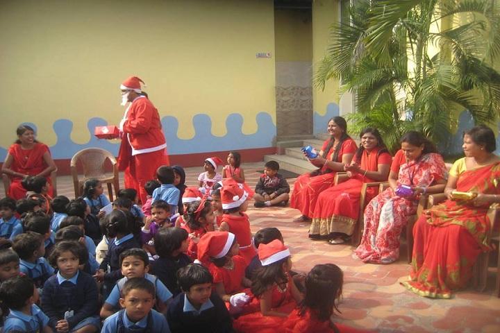 Cmr International School-Christmas Celebrations