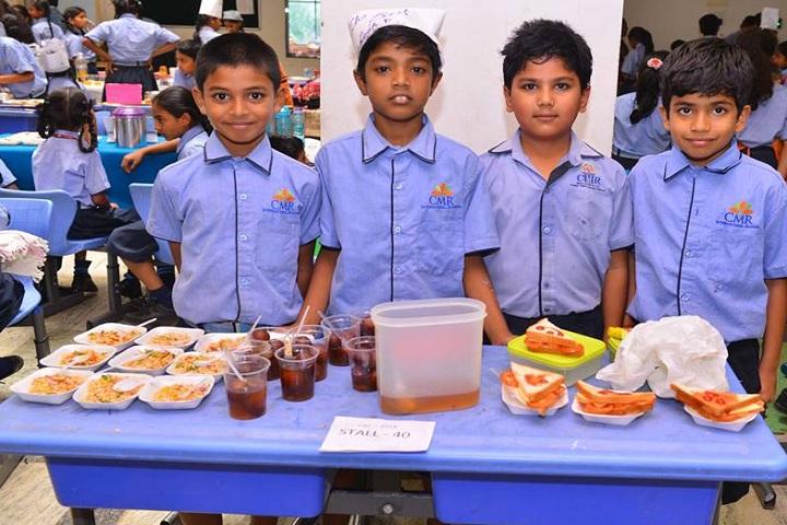 Cmr International School-Activities 2