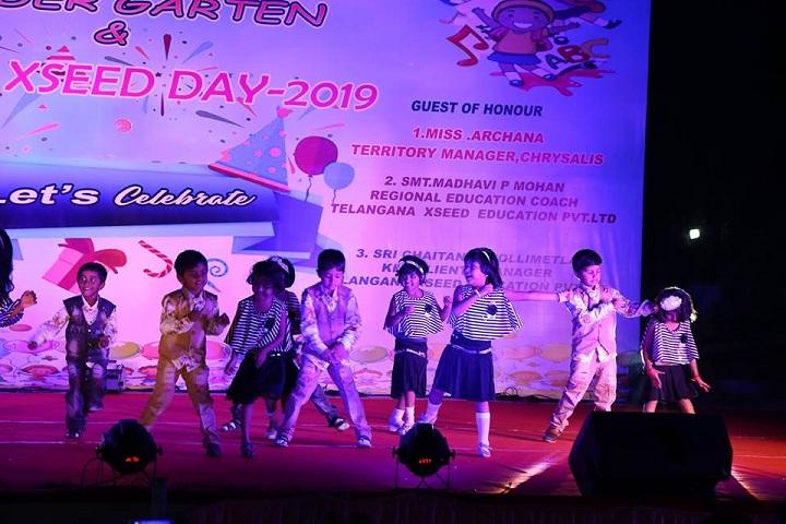 Cmr International School-Events
