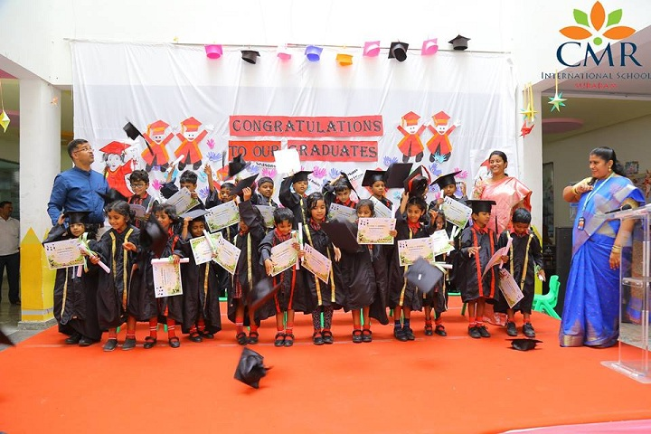 Cmr International School-Others