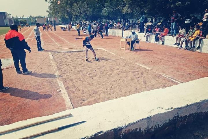 Cmr International School-Sports