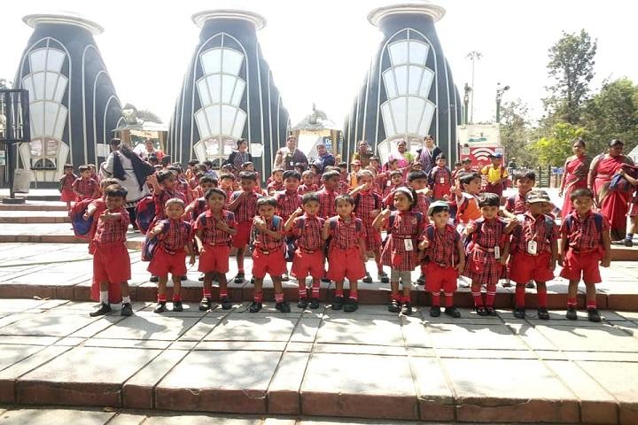 Cmr International School-Tour