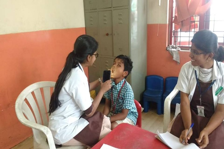 Cmr International The School-Medical Checkup