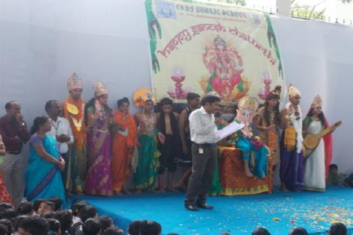 Crpf Public School-Ganesh Chathurthi Celebrations