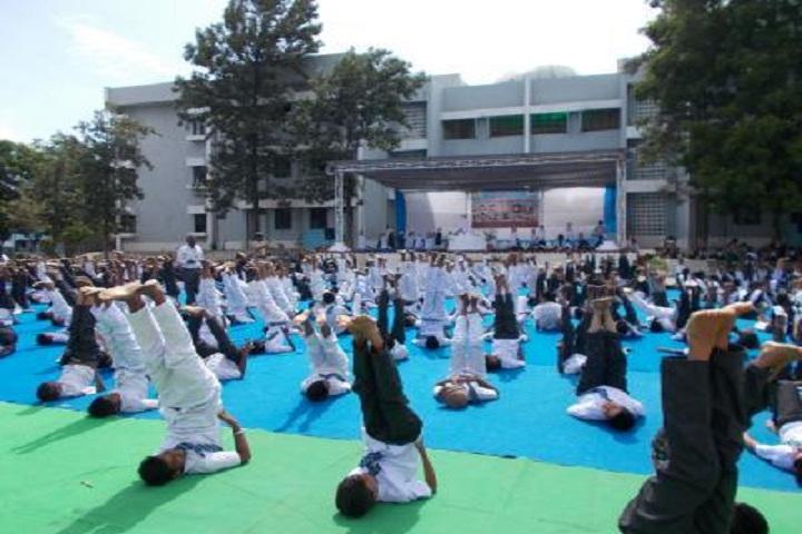 Crpf Public School-Yoga