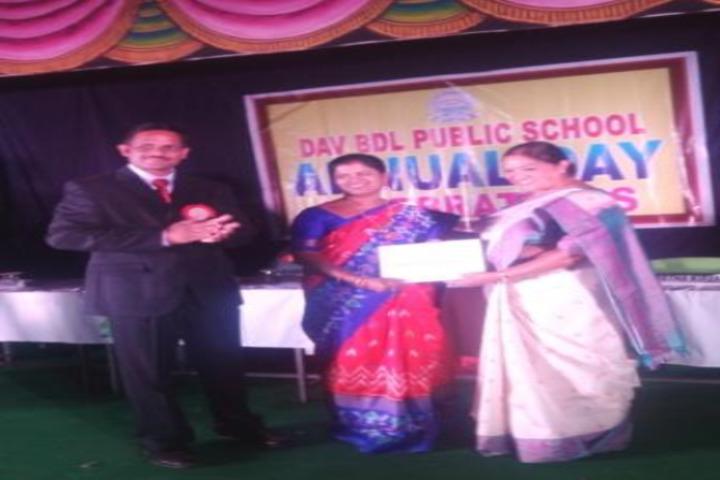 DAV BDL Public School-Annual Day