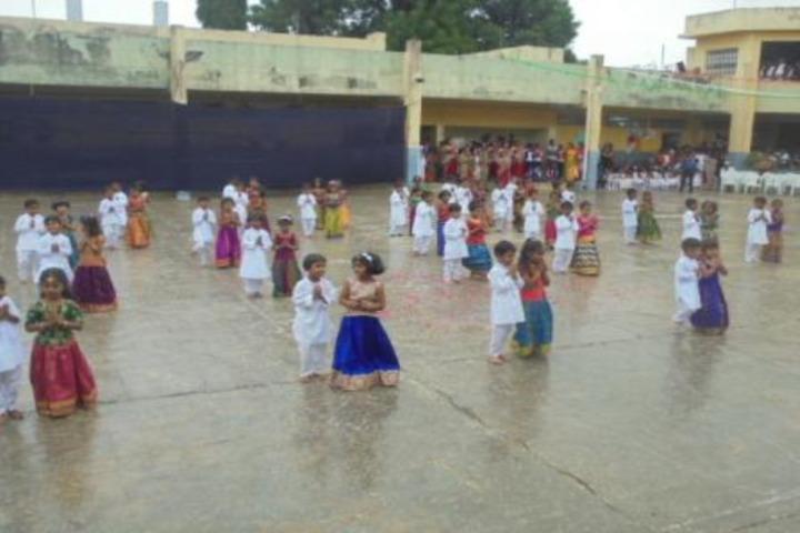 DAV BDL Public School-Childrens Day