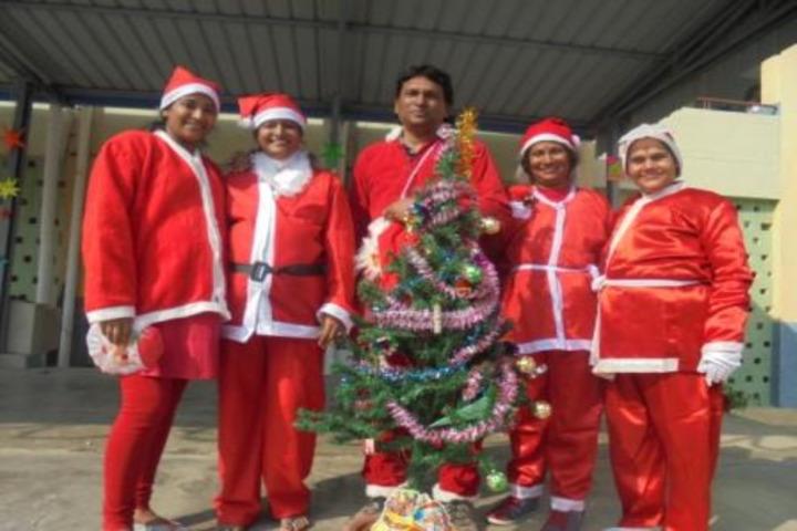 DAV BDL Public School-Christmas Celebrations