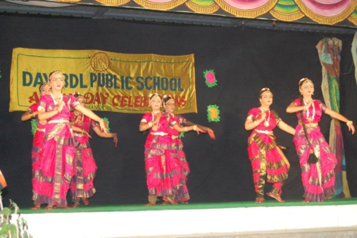 DAV BDL Public School-Cultural Day