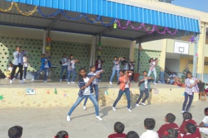 DAV BDL Public School-Dancing Activity
