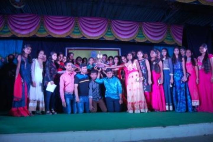 DAV BDL Public School-Farewell