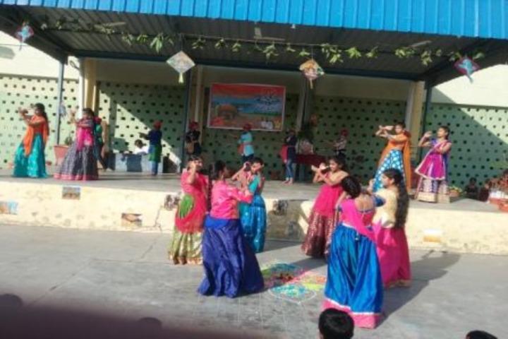DAV BDL Public School-Festival Celebrations