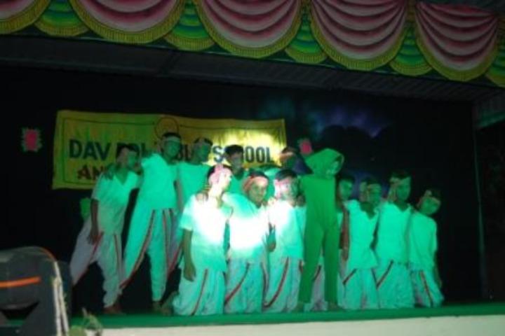DAV BDL Public School-Green Day
