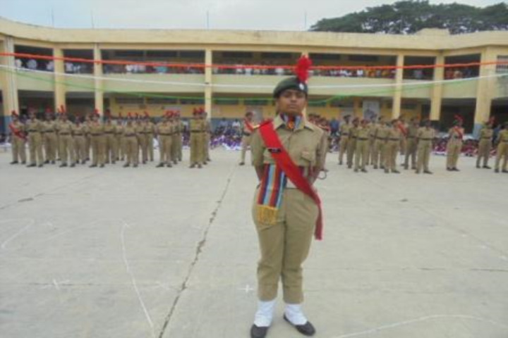 DAV BDL Public School-Scoutt And Guide