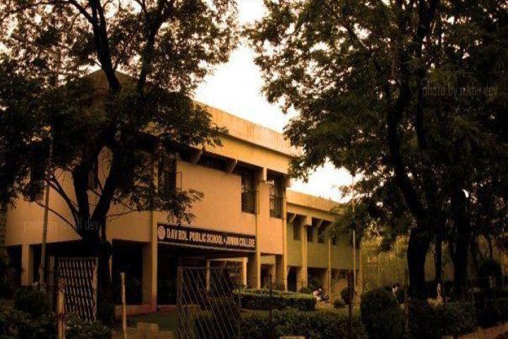 DAV BDL Public School-School Building