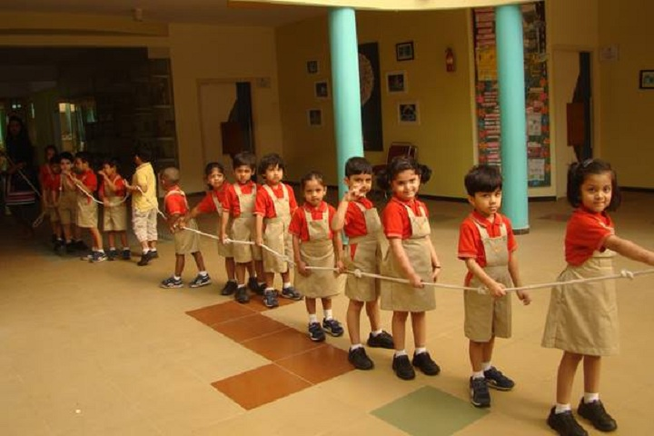 D R S International School-Activities
