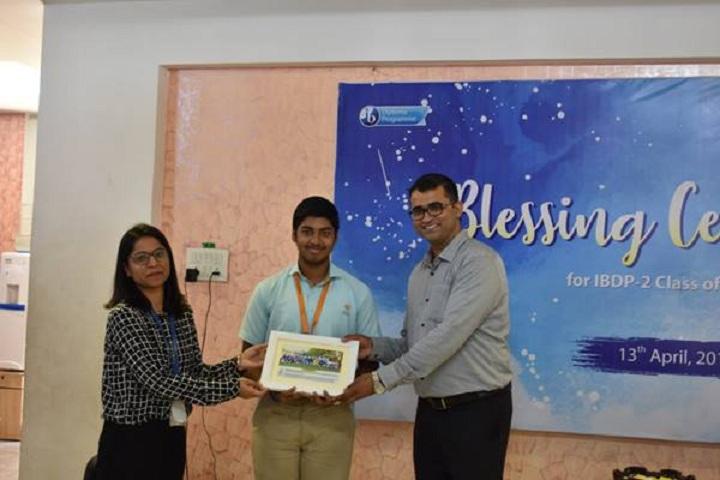 D R S International School-Awards