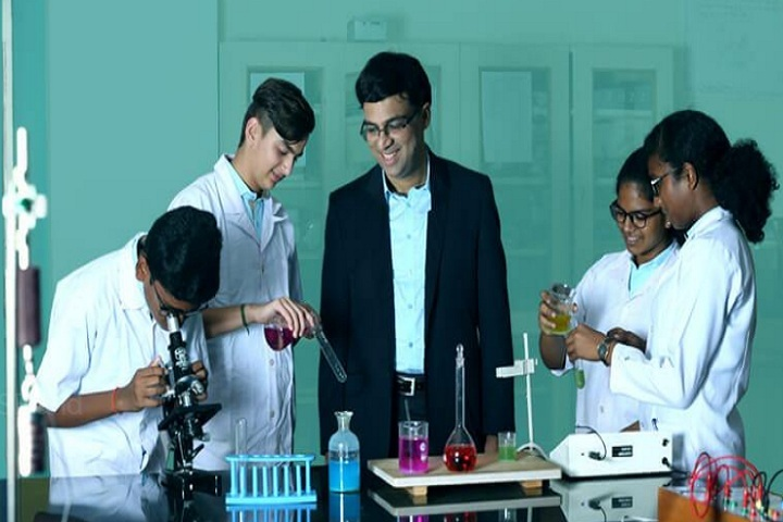 D R S International School-Laboratory