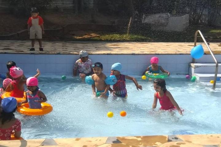 D R S International School-Swimming Pool