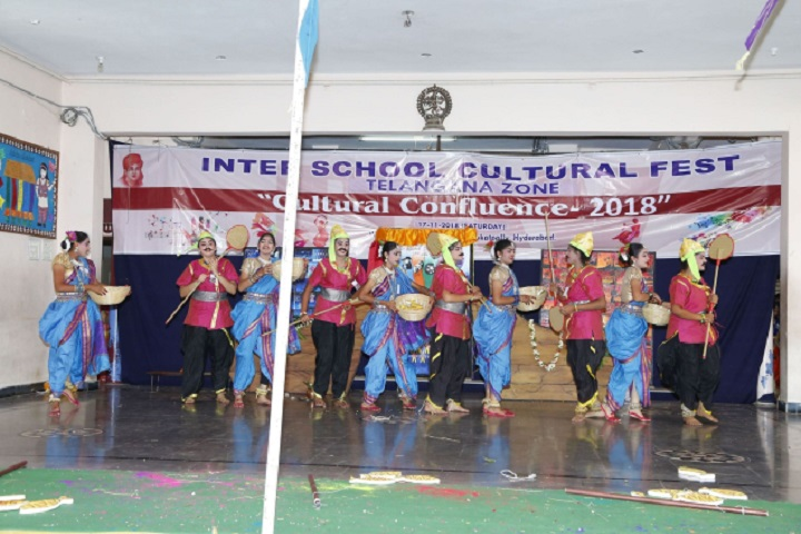 DAV Public School-Cultural Activity