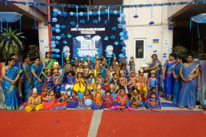 DAV Public School-Festival Celebrations