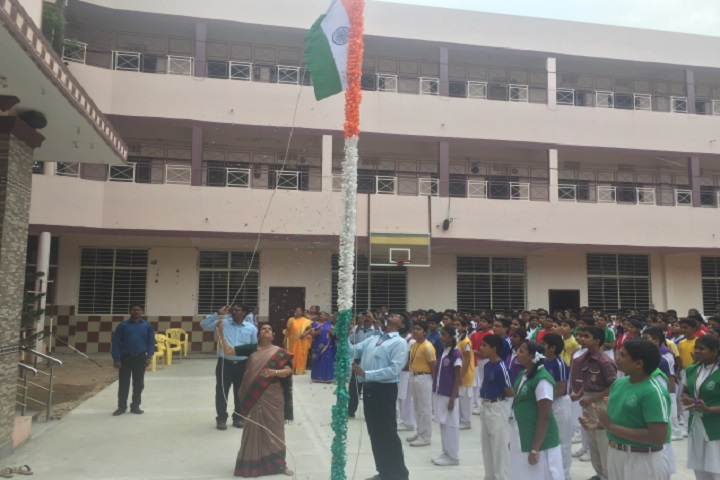 DAV Public School-Flag Hosting