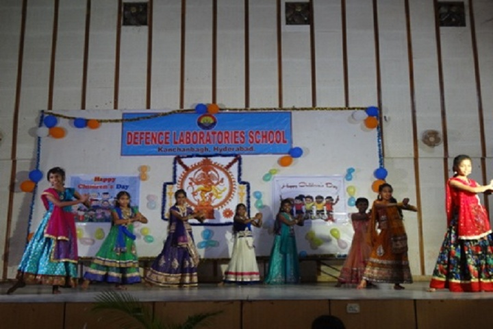 Defence Laboratories School-Childrens Day