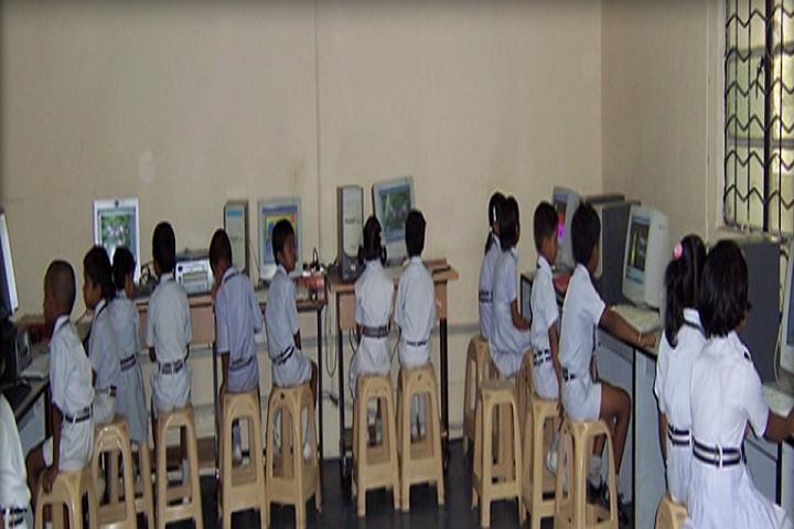 Defence Laboratories School-IT Lab