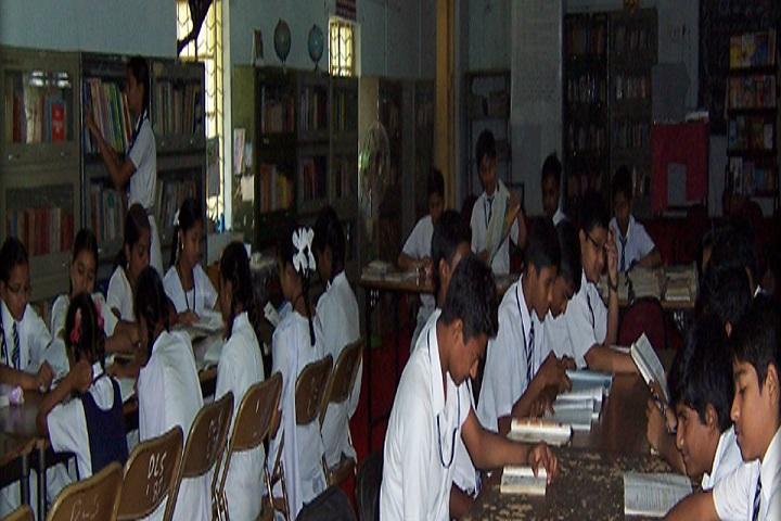 Defence Laboratories School-Library