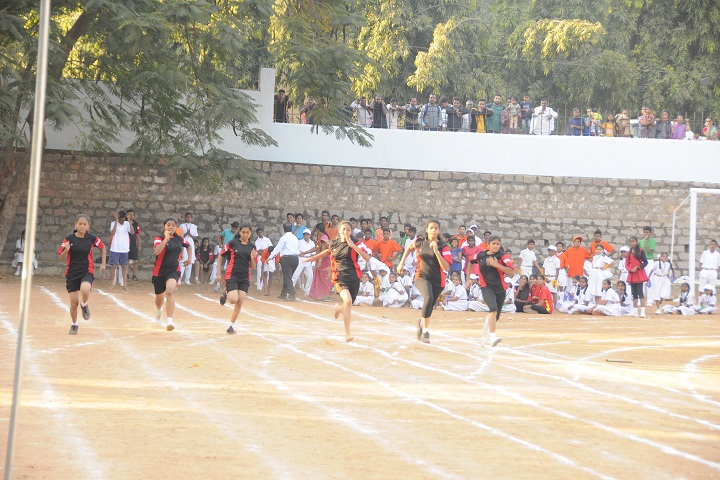 Defence Laboratories School-Sports Day