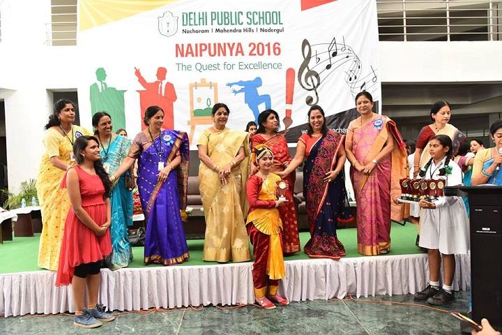 Delhi Public School-Awards