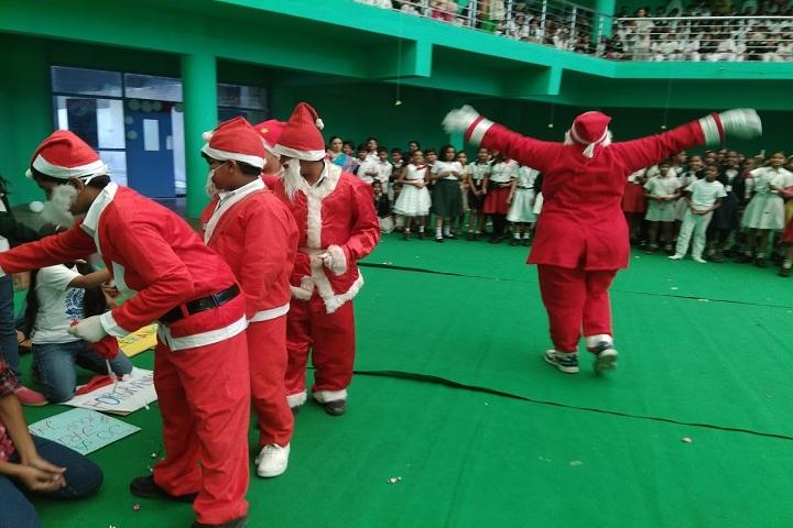 Delhi Public School-Christmas Celebrations