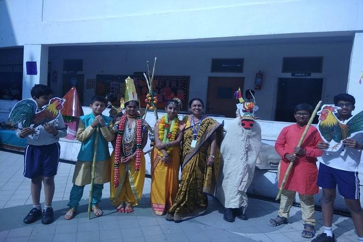 Delhi Public School-Pongal Celebrations