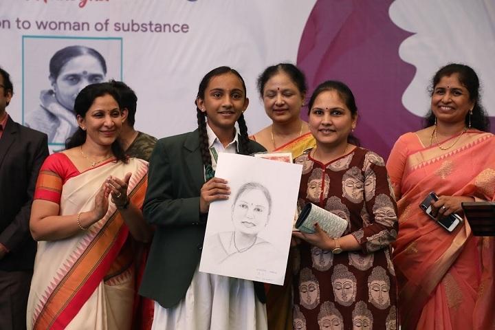Delhi Public School-Womens Day