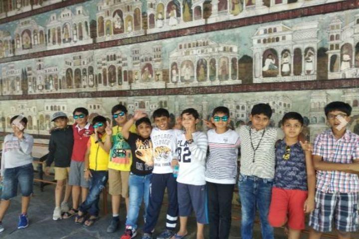 Delhi Public School-Educational Tour