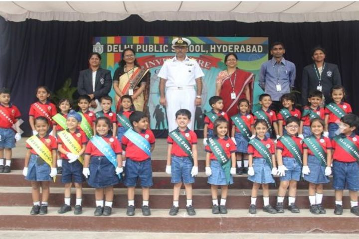 Delhi Public School-KG Graduation Day