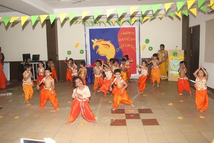 Delhi Public School-Ganesh Chathurthi