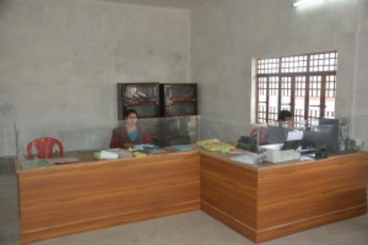 Rajanikant Public School-Admin Block