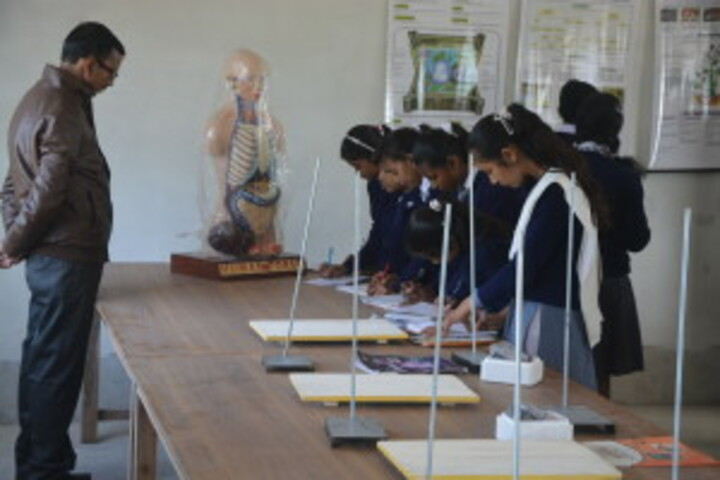 Rajanikant Public School-Chemistry Lab