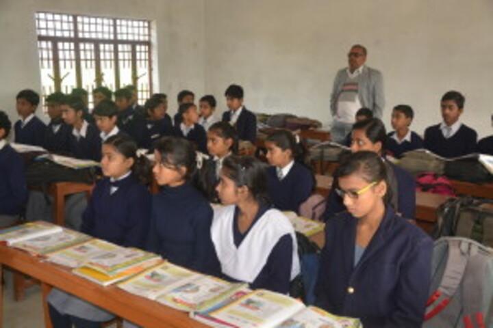 Rajanikant Public School-Classroom