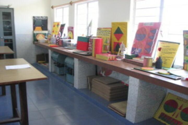 Rajanikant Public School-Maths Lab