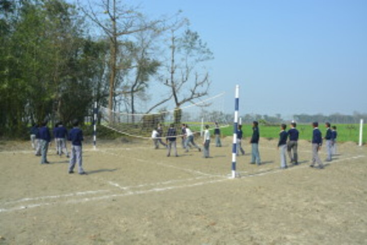 Rajanikant Public School-Sports