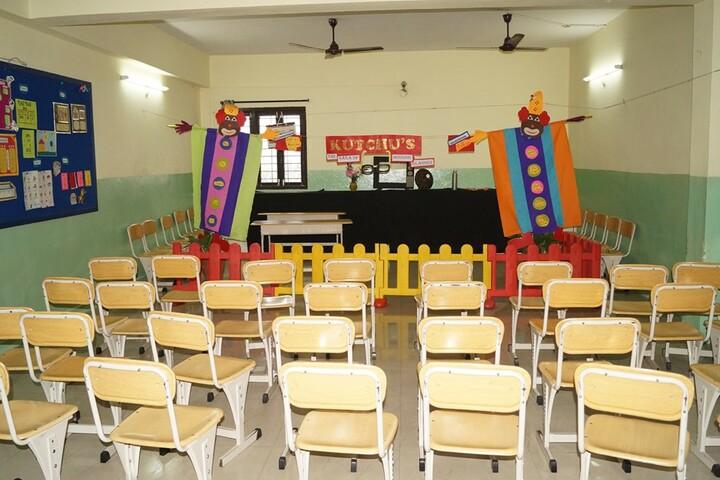 Delhi School Of Excellence-Activity Room