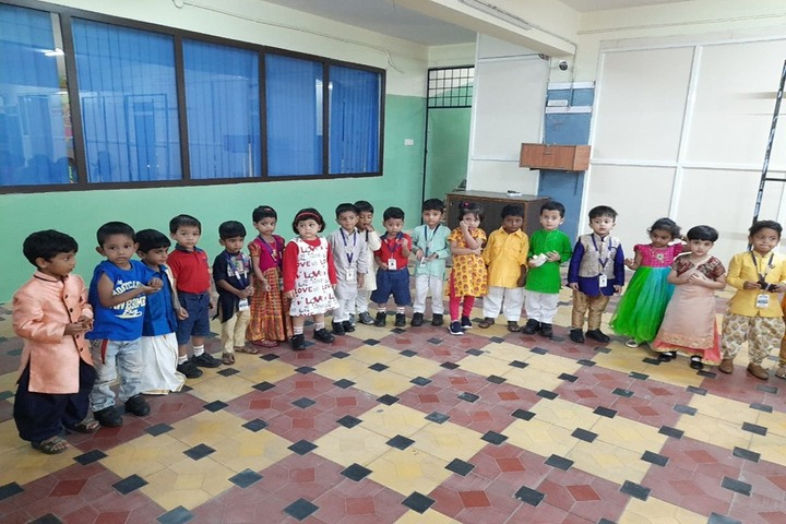 Delhi School Of Excellence-Childrens Day