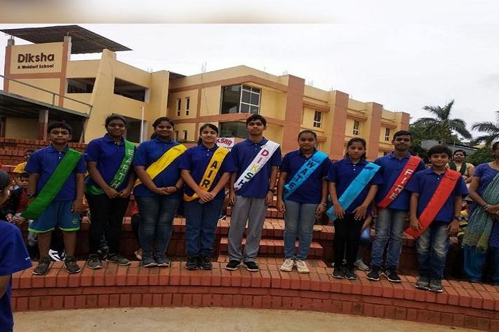 Diksha School-Investiture Ceremony
