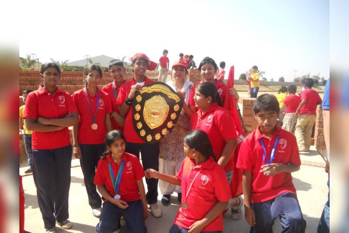 Diksha School-Sport Day