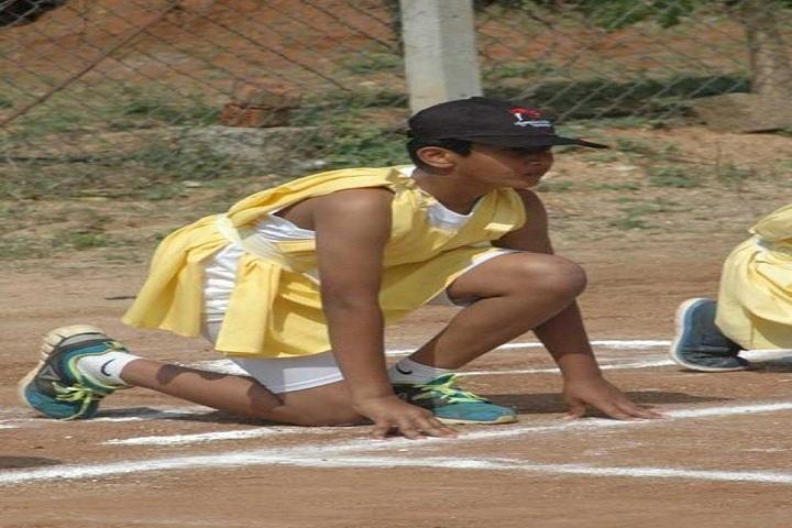 Diksha School-Sports