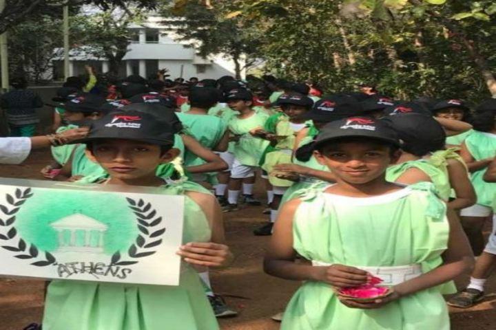 Diksha School-Rally
